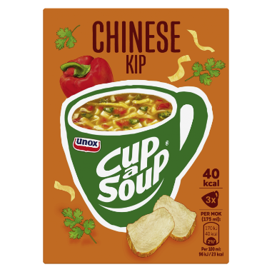Unox Cup A Soup CHINESE KIP 36 GR