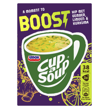 Unox Cup A Soup CHICKEN LIME 525 ML